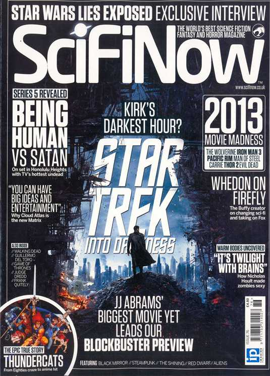 SciFiNow Issue 76