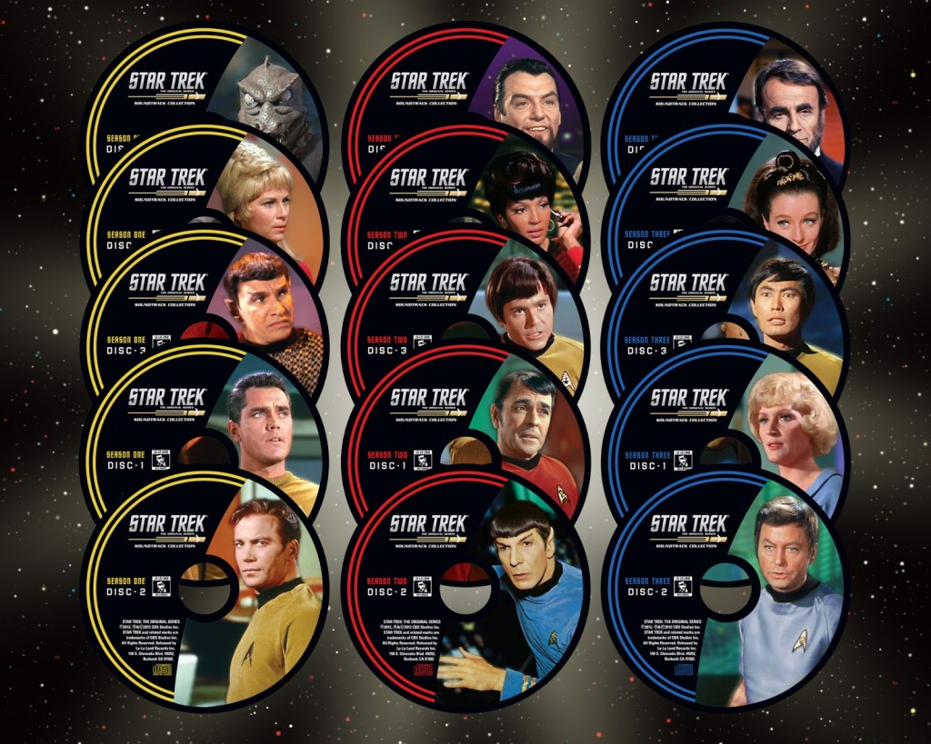 TOS Soundtrack