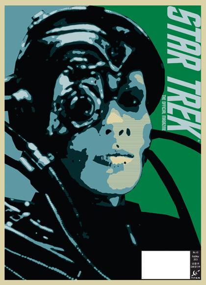 Star Trek Magazine 43 cover 2
