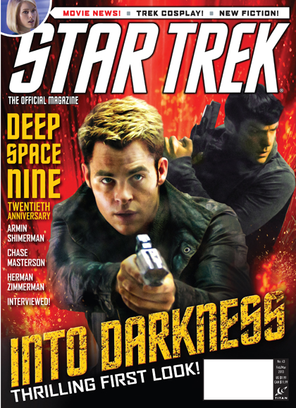 Star Trek Magazine 43
