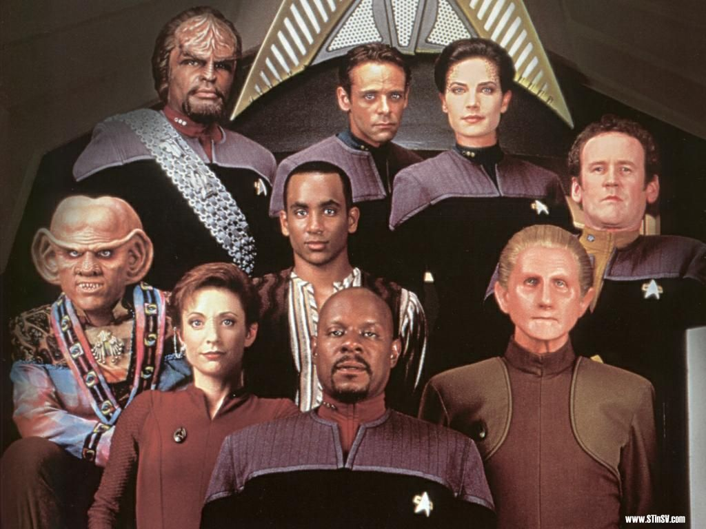 20 years of Deep Space Nine
