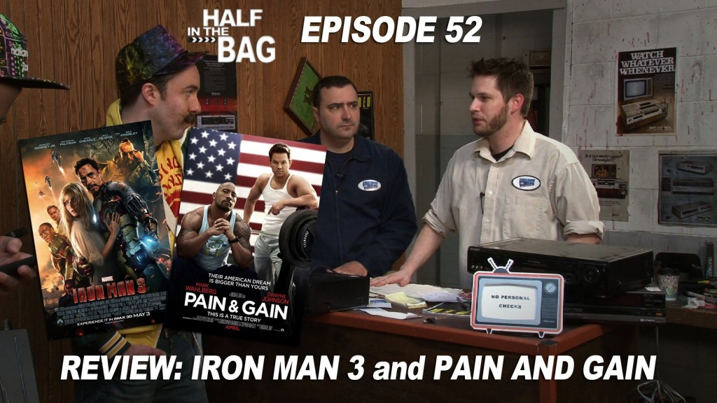 Half in the Bag #52