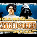 Mythbusters Star Wars Special