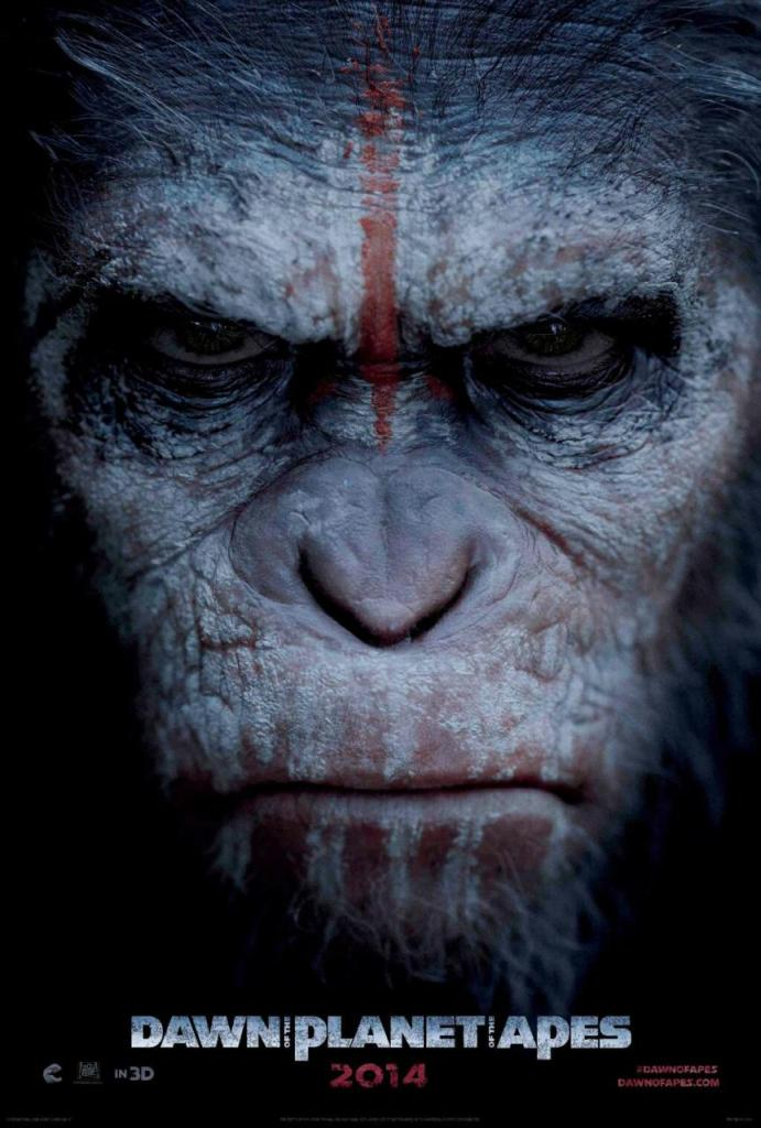 treknexus Dawn of the Planet of the Apes poster official